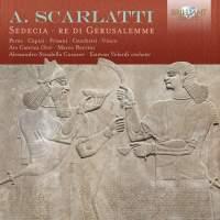 Scarlatti, A: Sedecia, re di Gerusalemme
