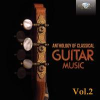 Anthology of Classical Guitar Music, Vol. 2
