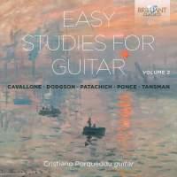 Easy Studies For Guitar Vol. 2