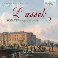 Dussek: Complete Piano Sonatas Vol. 7