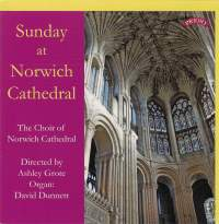 Sunday at Norwich Cathedral