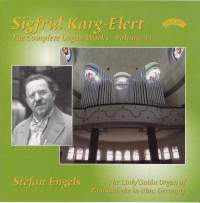 Karg-Elert Complete Organ Works Vol. 14