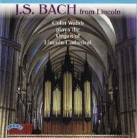 J S Bach from Lincoln