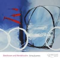 Beethoven & Mendelssohn: String Quartets