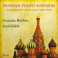 Russian Piano Sonatas