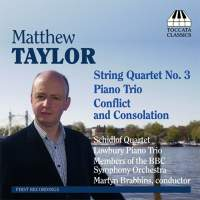 Matthew Taylor: Chamber Works