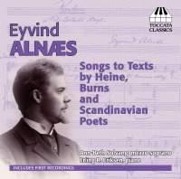 Eyvind Alnæs: Songs