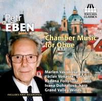 Petr Eben: Chamber Music for Oboe