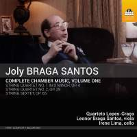 Joly Braga Santos: Complete Chamber Music, Volume One