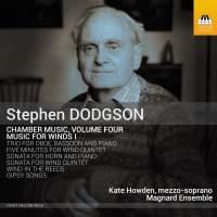 Dodgson: Chamber Music, Vol. 4