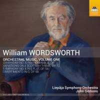 William Wordsworth: Orchestral Music Vol. 1