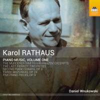 Rathaus: Piano Music, Vol. 1