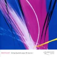 Beethoven: String Quartets, Op. 18 (Volume 1)