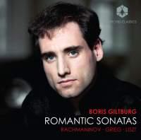 Boris Giltburg: Romantic Sonatas
