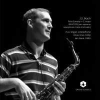 J.S. Bach: Flute Sonata, BWV 1033 (Arr. H. Wiggin for Soprano Saxophone, Cello & Harp)