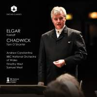 Elgar: Falstaff & George Whitfield Chadwick: Tam O'Shanter