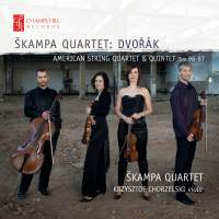 Dvořák: 'American' Quartet and Quintet