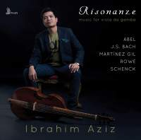Risonanze: Music for viola da gamba