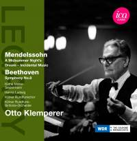 Otto Klemperer conducts Beethoven & Mendelssohn