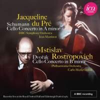 Schumann & Dvořák: Cello Concertos
