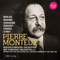 Pierre Monteux - Richard Itter Collection