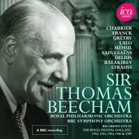 Sir Thomas Beecham, Vol. 2 from the Richard Itter Archive