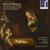 Nova! Nova!: Contemporary Carols from St Catharine's