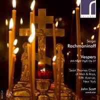 Rachmaninov: Vespers