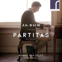 JS Bach: Partitas
