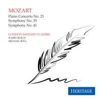 Mozart: Symphonies Nos. 35 & 41 and Piano Concerto No. 23