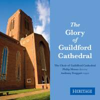 The Glory of Guildford Cathedral