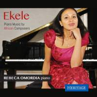 Ekele: African Classical Piano Music