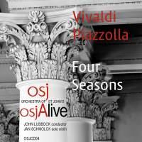 Vivaldi & Piazzólla: Four Seasons