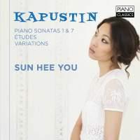 Kapustin: Title : Piano Sonatas 1 & 7, Études & Variations
