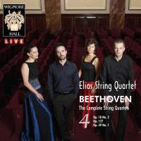 Beethoven: The Complete String Quartets Volume 4