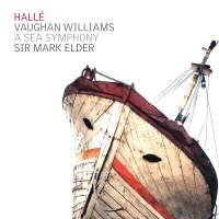 Vaughan Williams: Symphony No. 1 'A Sea Symphony'