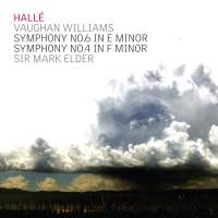 Vaughan Williams: Symphony Nos. 4 & 6