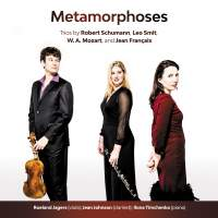 Metamorphoses - Trios for Clarinet, Viola & Piano