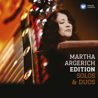 Martha Argerich Edition: Solo & Duo Piano