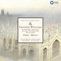 Vaughan Williams, Finzi & Holst