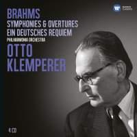 Brahms: Symphonies & Overtures & Ein deutsches Requiem