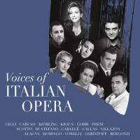 Voices of the Italian Opera Tradition