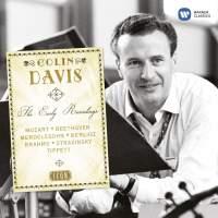 Sir Colin Davis: His Early Recordings