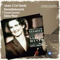 Johann & Carl Stamitz: Klarinettenkonzerte