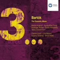 Bartok - The Concerto Album