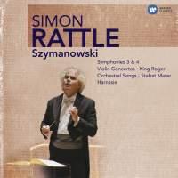 Szymanowski: Concertos, Orchestral & Choral Works