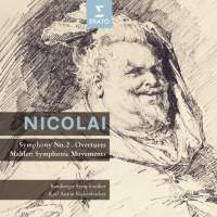 Nicolai - Symphony in D major & Overtures