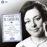 Alicia de Larrocha: Complete EMI Recordings