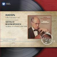 Haydn: Cello Concertos No. 1 & 2