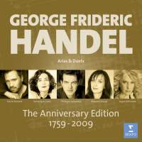 Handel: Arias & Duets (The Anniversary Edition 1759-2009)